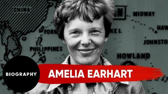 Amelia Earhart - wo bist Du geblieben?
