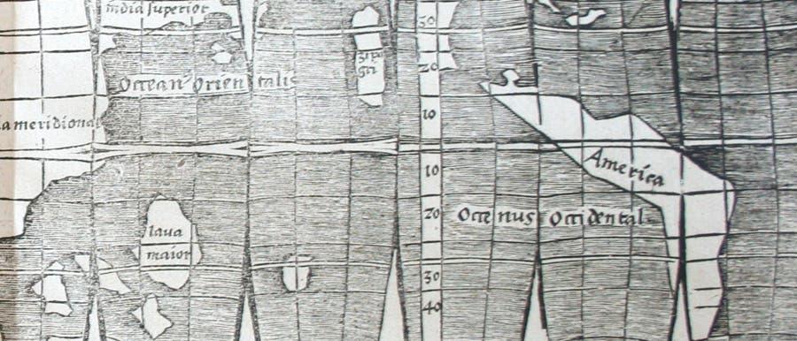 Die Waldseemüller-Karte