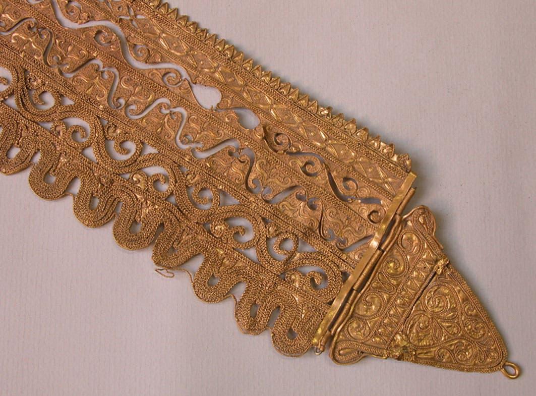 Dieses flexible Goldband ist ein gutes Beispiel