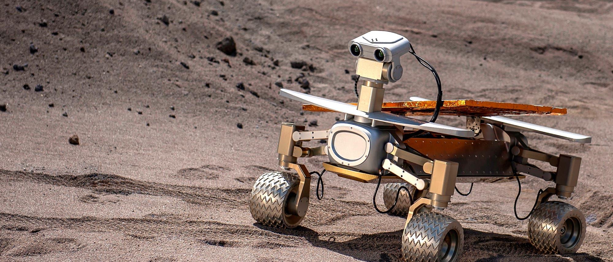 Rover Asimov