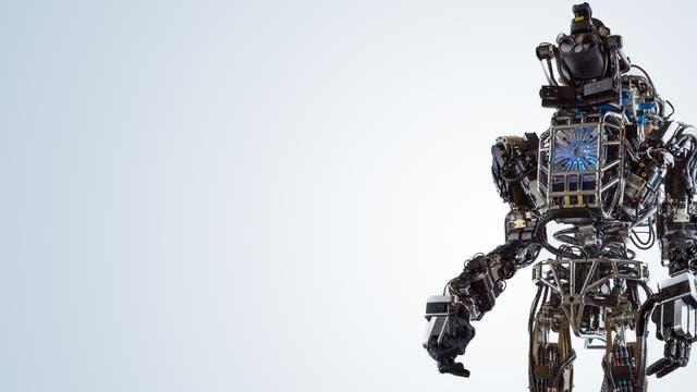 "Humanoider Roboter ""Atlas"""