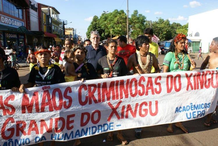Kräutler gegen Belo Monte