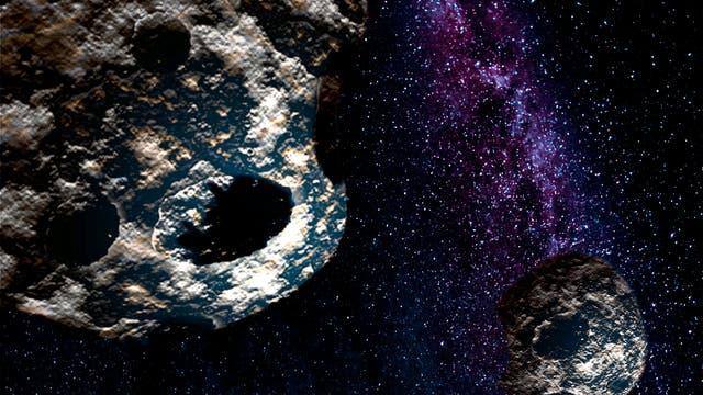 Ein Doppelbrocken im Kuiper-Gürtel