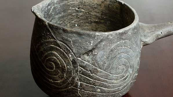 Keramikgefäße für Black Drink