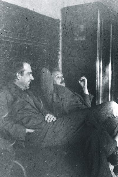 Bohr und Einstein