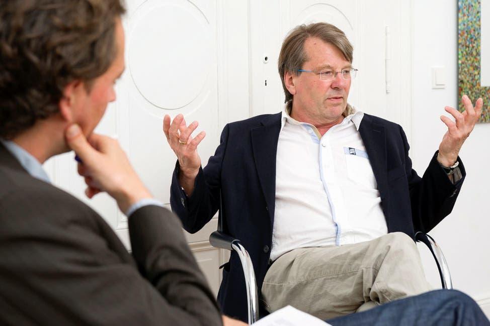 Helmut Bonney im Gespräch