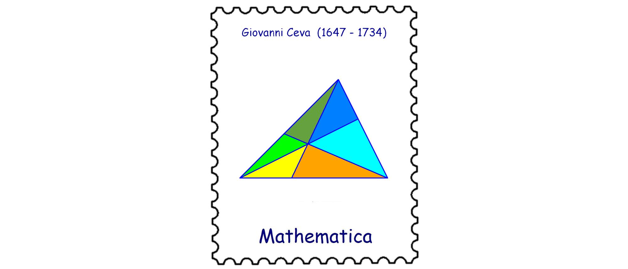 Briefmarke Ceva