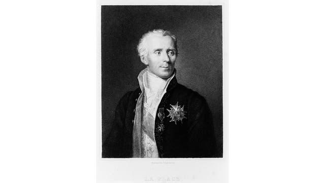 Pierre Simon Laplace