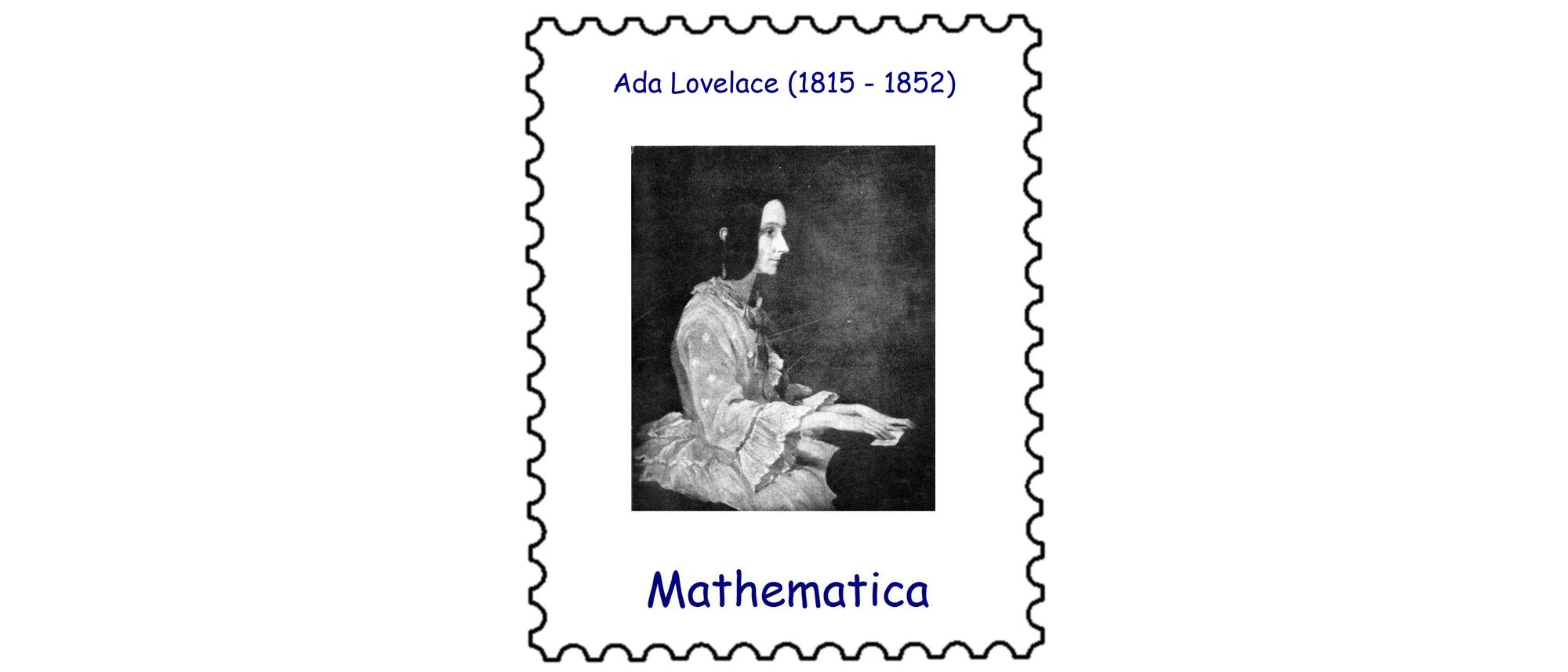 Ada Lovelace (1815–1852): Zauberin der Zahlen