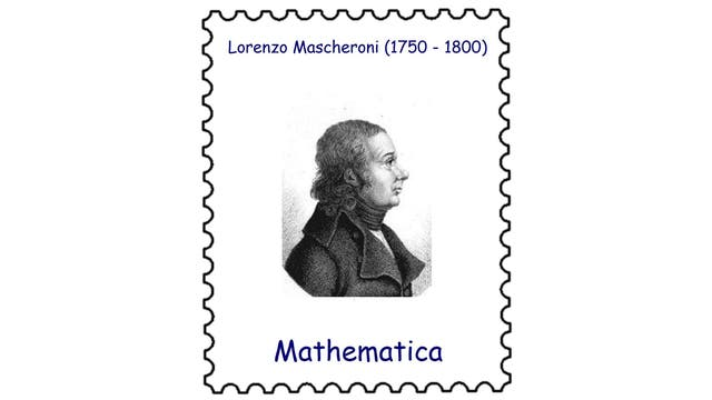 Lorenzo Mascheroni