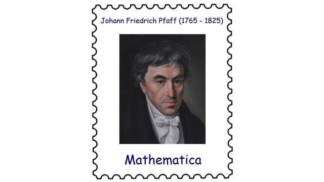 Johann Pfaff