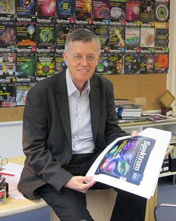 Chefredakteur Breuer
