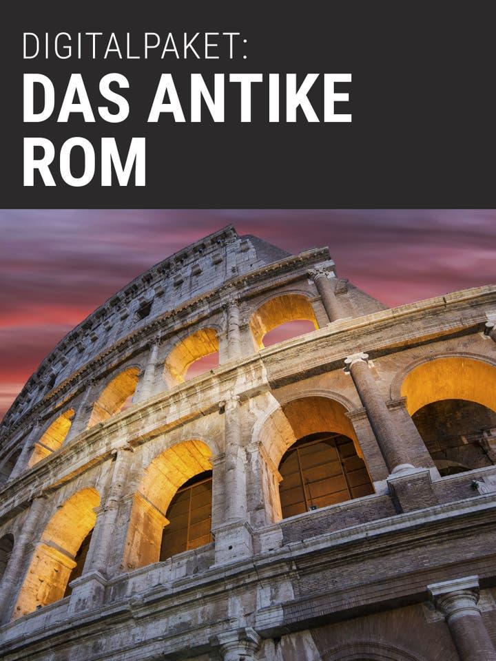 Spektrum der Wissenschaft Digitalpaket: Das antike Rom