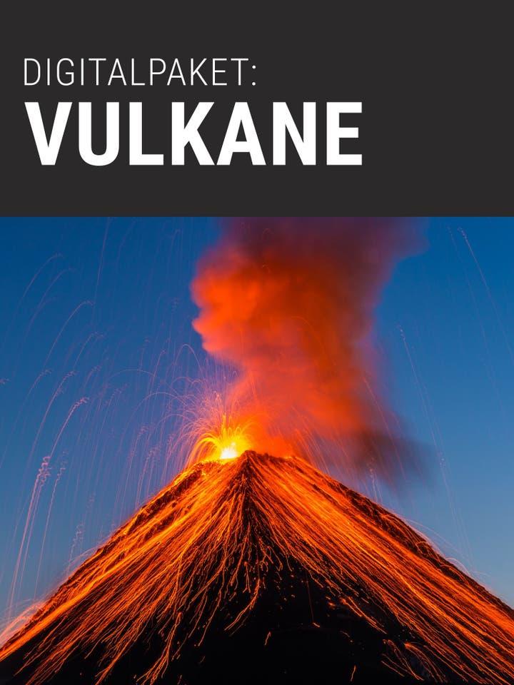 Spektrum der Wissenschaft Digitalpaket: Vulkane