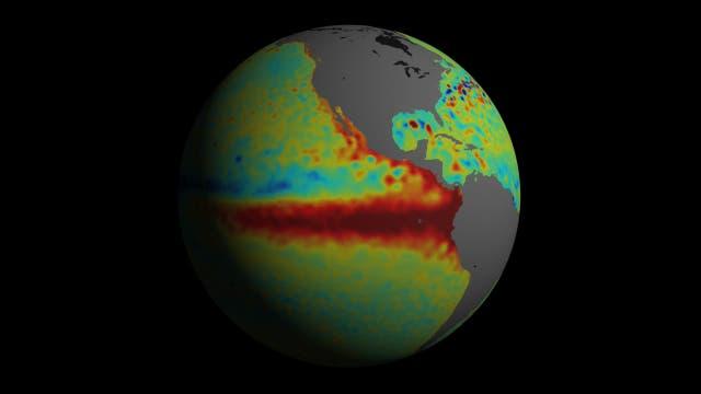 El Niño im Pazifik