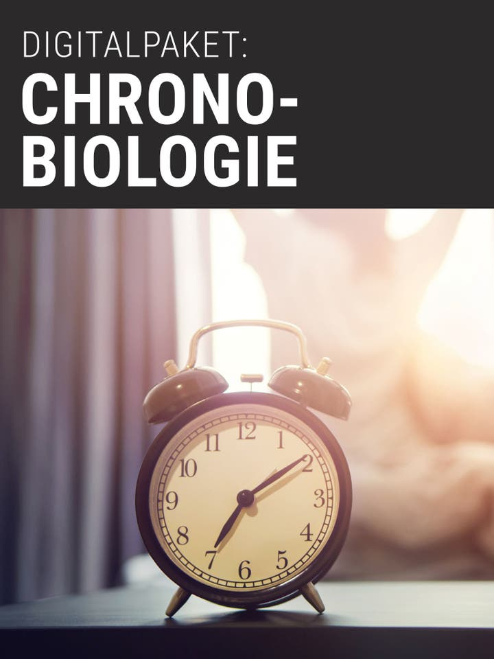 Spektrum.de Digitalpaket: Chronobiologie