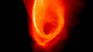 Ungewöhnliche Sternexplosion