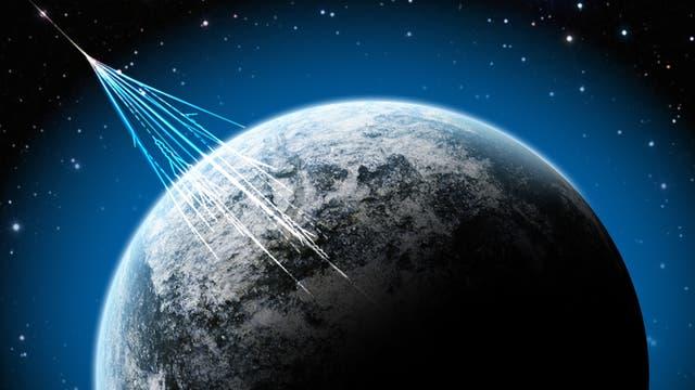 Kosmischer Teilchenschauer