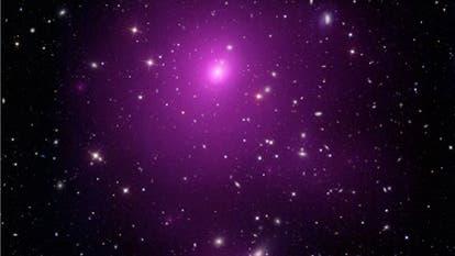 Galaxienhaufen Abell 85