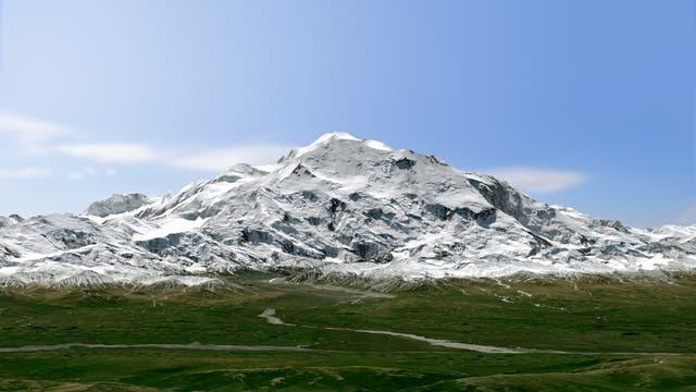 Denali - ehemals als Mount McKinley bekannt