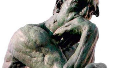 Rodin, Der Denker