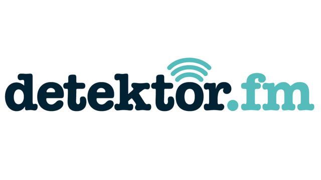 Partner-Logo: detektor.fm