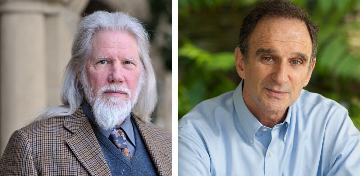 Whitfield Diffie und Martin E. Hellman
