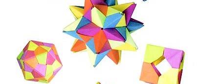 Rona Gurkewitz und Bennett Arnstein:<br>3-D Geometric Origami