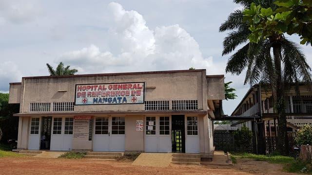 Klinik in Wangata