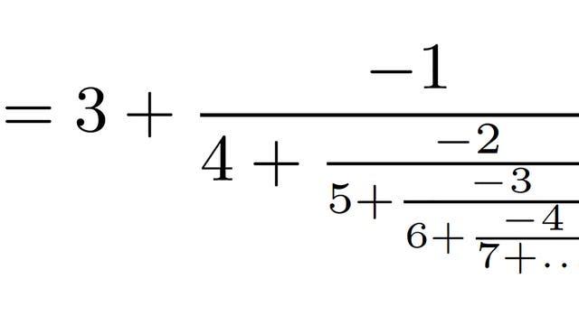 Neue Formel für Eulersche Zahl