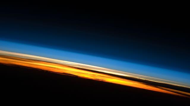 Details der Erdatmosphäre