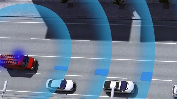 Moderne Verkehrstechnologie