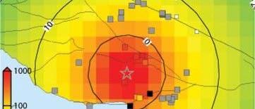 Erdbebenvorhersage
