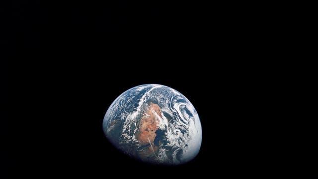 Beispiel für einen Gesteinsplaneten