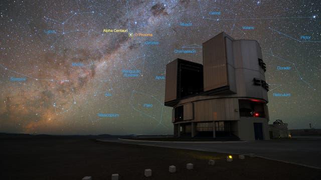 VLT-Teleskop
