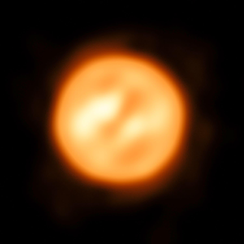 Das beste Bild von Antares