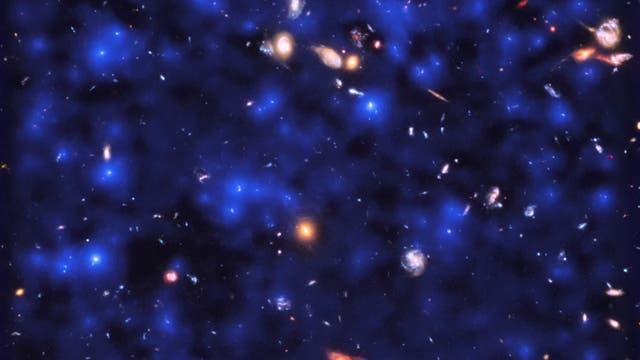 Hubble Ultra Deep Field (HUDF)