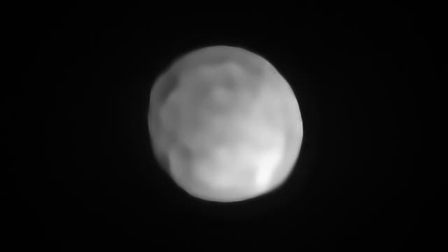 Der Asteroid Hygiea