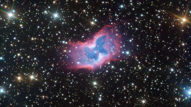 Der planetarische Nebel NGC 2899