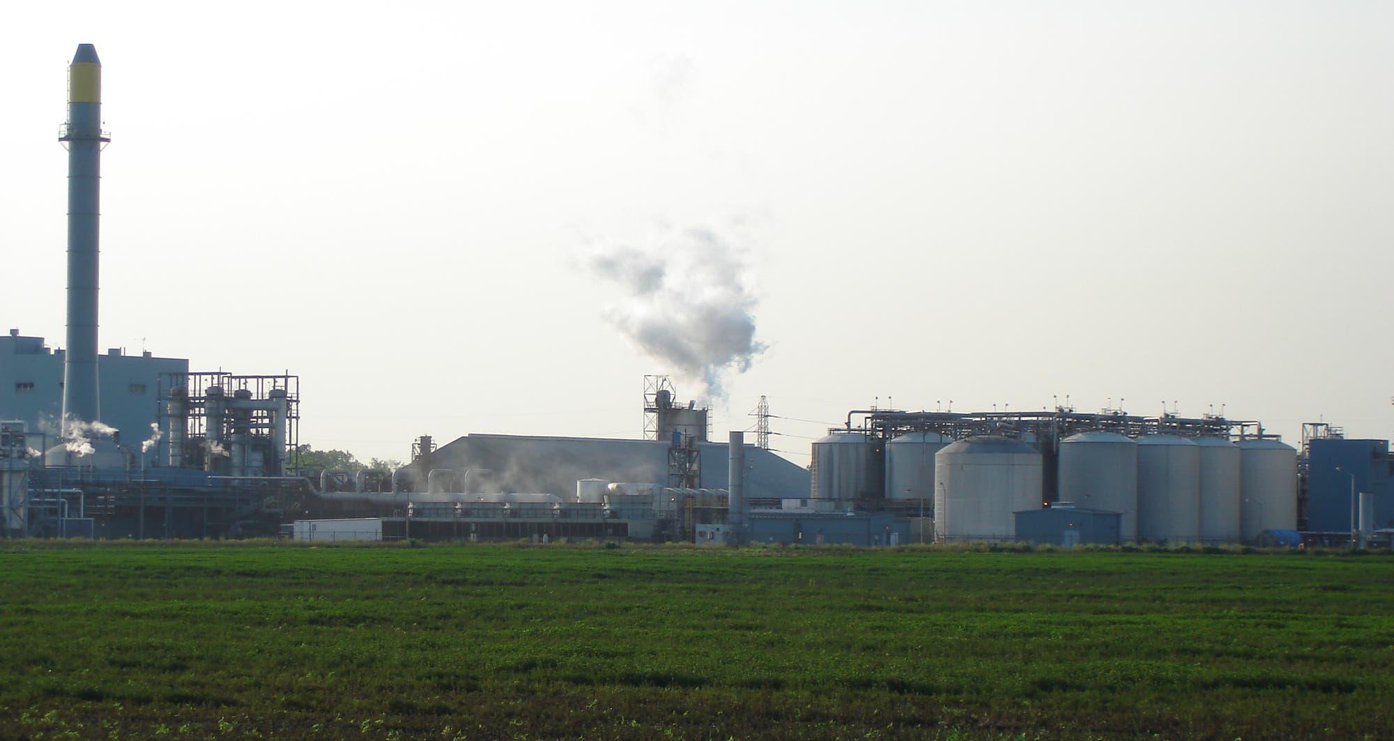 Ethanol-Produktion in den USA