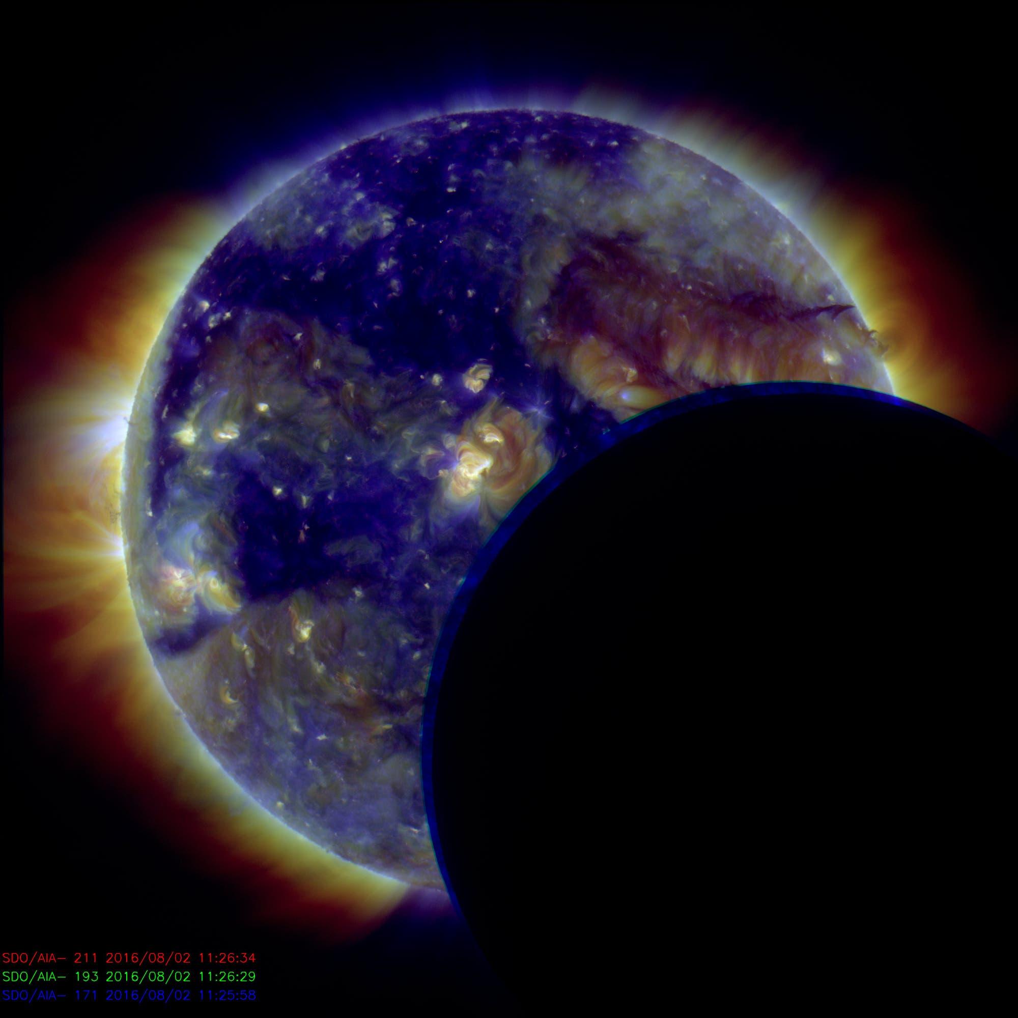Sonne, Mond und Krone