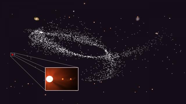 Die Herkunft von Kapteyns Stern