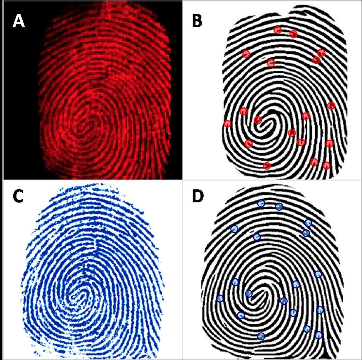 Verräterischer Fingerabdruck