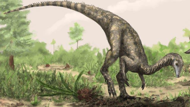 Ältester Dinosaurier?