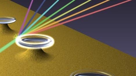 Optischer Frequenzkamm