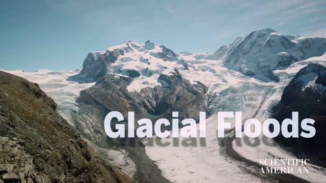 Wie passieren Gletschersee-Ausbrüche?