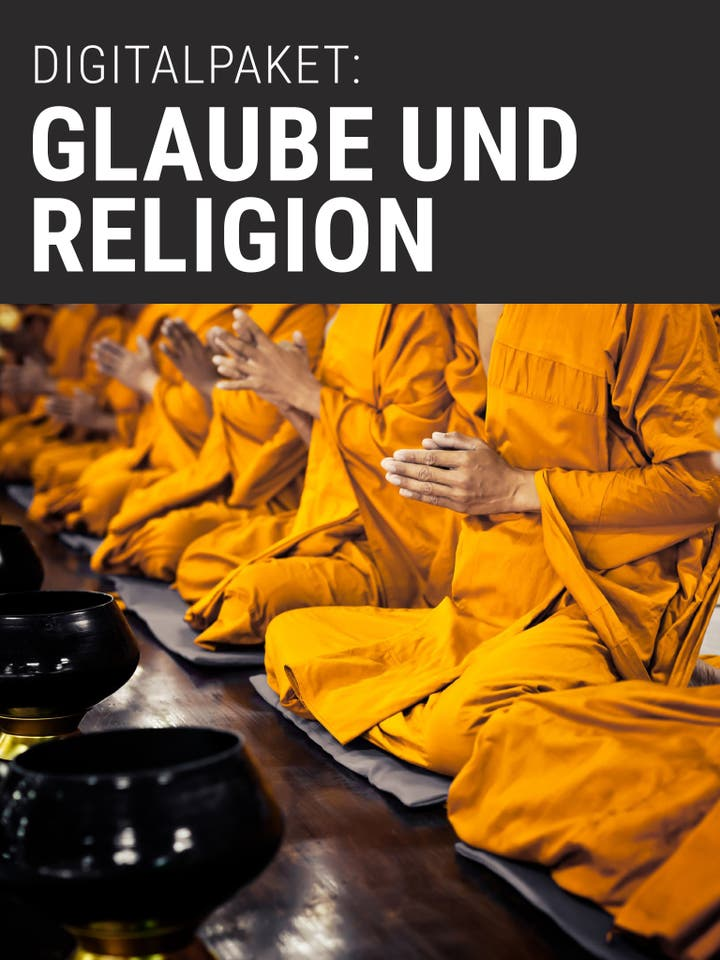 Spektrum.de Digitalpaket: Glaube und Religion