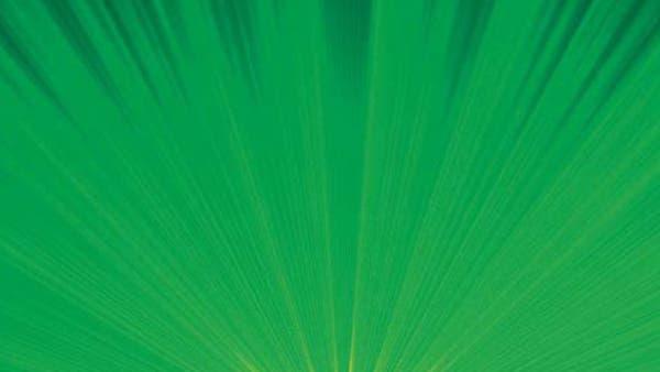 Grüne Laser
