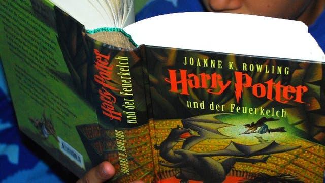 Harry Potter-Lektüre