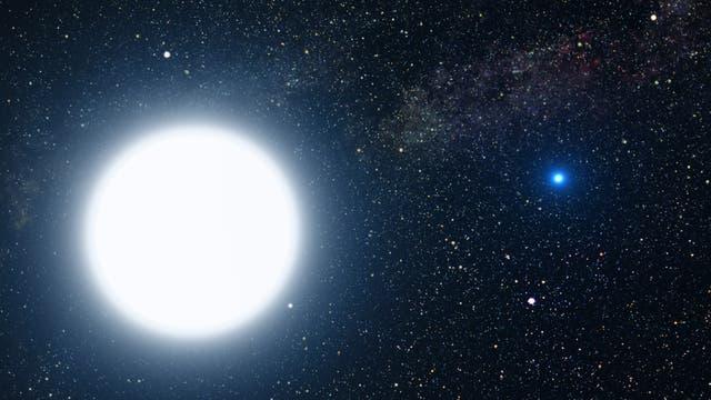 Das Sirius-System